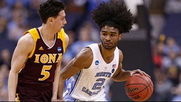 UNC has day off before facing No. 9 seed Washington on Sunday