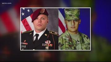 Governor Cooper orders flags at half-staff to honor Fort Bragg soldiers
