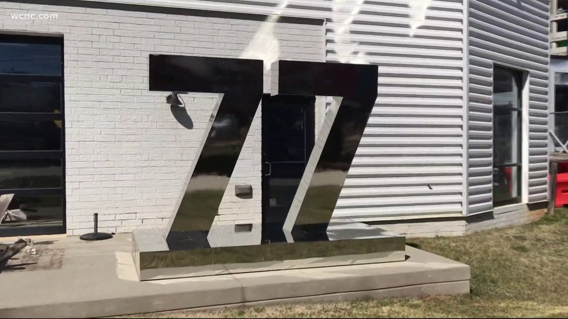 77s are showing up all over Charlotte. What do they mean?