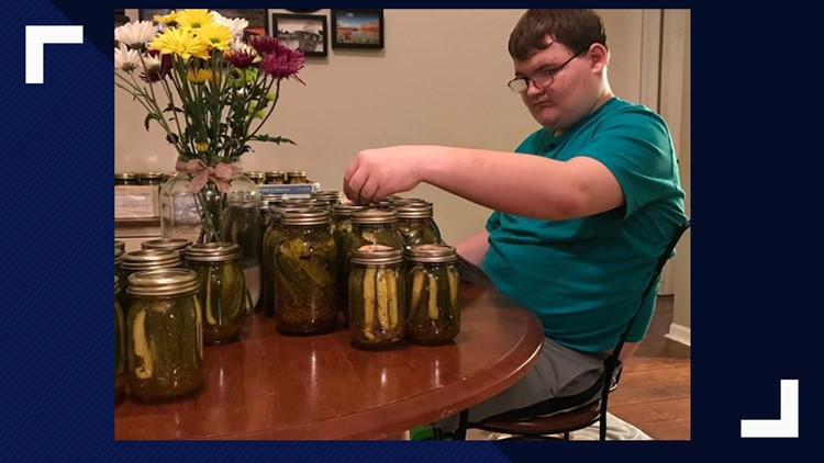 carson pickles