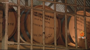 This NC Prison Used To Lock Up Moonshine Runners. It's Now Home To An Award-Winning Distillery