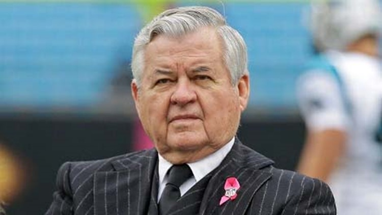 Carolina Panthers issue statement on Jerry Richardson misconduct investigation
