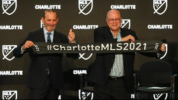'You ready to party?' | Charlotte officially named 30th Major League Soccer team