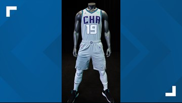 Charlotte Hornets unveil new cool gray 'City Edition' uniforms