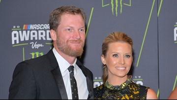 Social Media Reacts to Dale Earnhardt Jr., Wife, Child Being Involved in Plane Crash