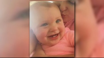 SC mother charged with improper disposal of human remains after death of 11-month-old
