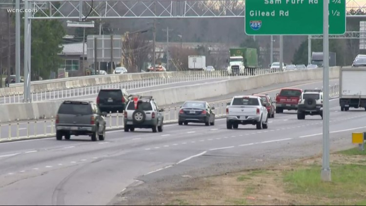 New camera system ensures drivers aren't cheating I-77 tolls