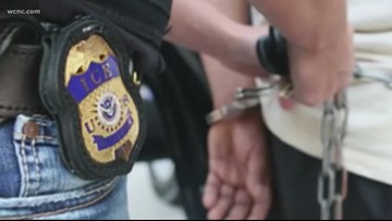 Immigration Bill Requiring NC Sheriffs To Corporate With ICE Detainers Heads To Gov. Cooper
