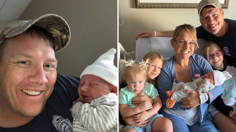South Carolina Dad Delivers Baby in Car on the Way to the Hospital