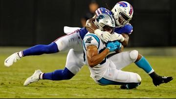 Allen, Johnson lead Bills past Panthers 27-14
