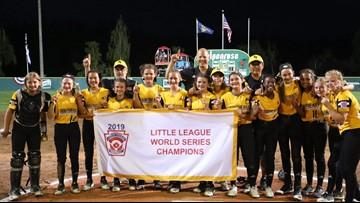 Rowan County wins Little League World Series softball championship
