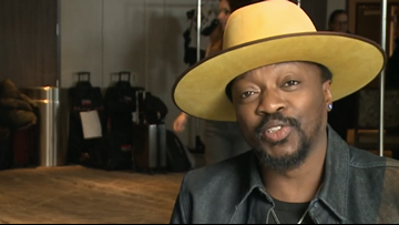 Anthony Hamilton Sings Soulful Version of National Anthem at NBA All-Star Game in Charlotte