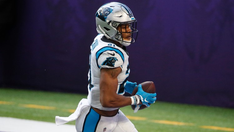 Top 10 Panthers plays of 2020