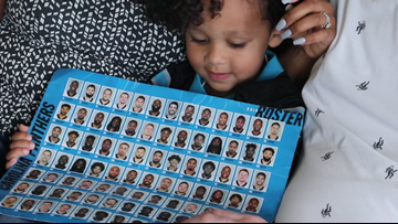This 3-Year-Old Can Name Every Panthers Player on the Roster