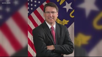 Pat McCrory Says He Won't Run For Election In North Carolina's 9th District