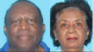 Missing elderly couple from Lincoln County found safe