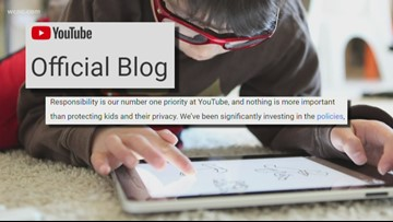 YouTube on verge of sweeping changes to make 'YouTube Kids' safer