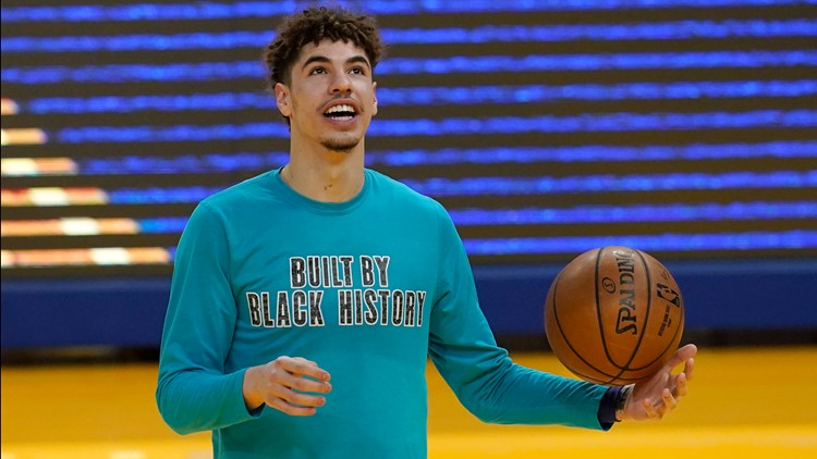 LaMelo Ball could return this season, Hornets GM says