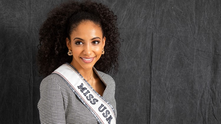 Meet Charlotte native Cheslie Kryst, also known as Miss USA