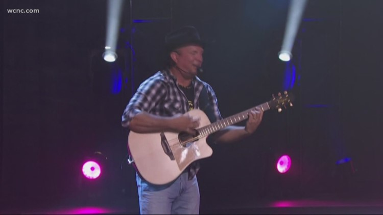 Scammers selling fake Garth Brooks tickets