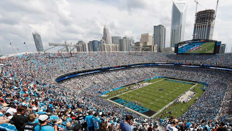 Panthers to have 100% fan capacity at home games in 2021