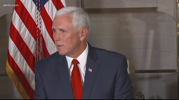 Vice President Pence To Attend RNC 2020 Kickoff Event In Charlotte