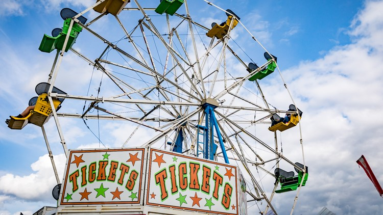 NC State Fair: Masks, vaccinations encouraged, but not required