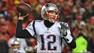 Did Someone Shine A Laser Pointer At Tom Brady's Face During The AFC Title Game?