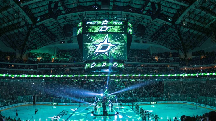 Dallas Stars publicly oppose 'bathroom bill,' a first in pro sports