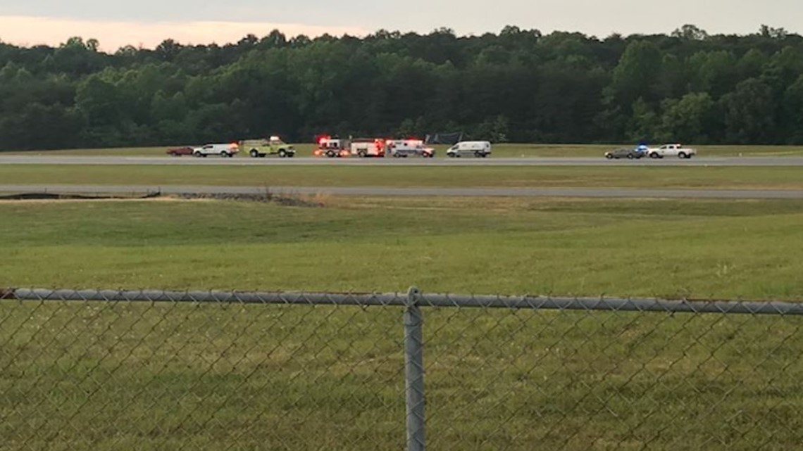 Deadly small plane crash in Rockingham Co.