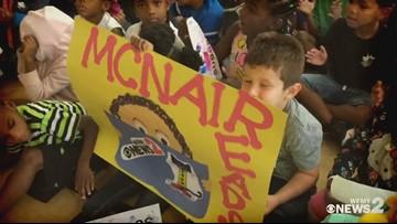 Read 2 Succeed: McNair Elementary School