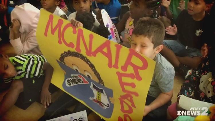 Read 2 Succeed: McNair Elementary