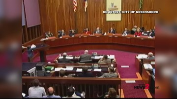 10-Year-Old Speaks At Greensboro City Council To Approve Aquatic Center
