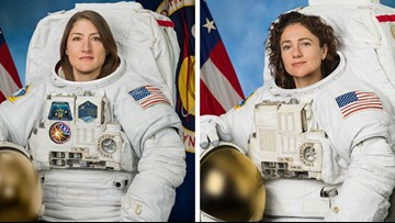 History in the Making: Christina Koch, Jessica Meir Will Do NASA's All Women Spacewalk