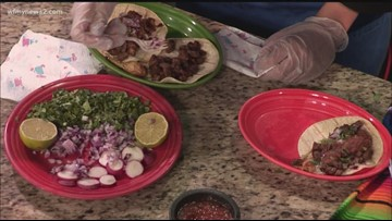 Spending the weekend with La Fiesta Mexican Restaurant - Part 2
