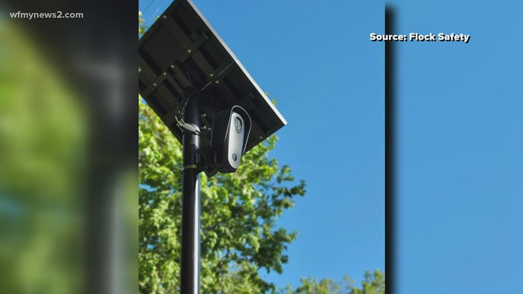 How Greensboro police plan to use safety cameras installed around city