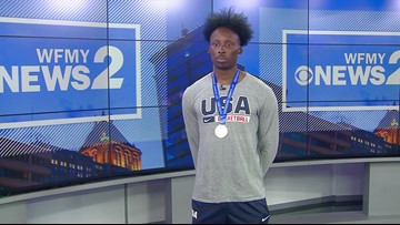 Part 2 Of Interview With Greensboro Day Alum & World University Games Gold Medalist John Newman
