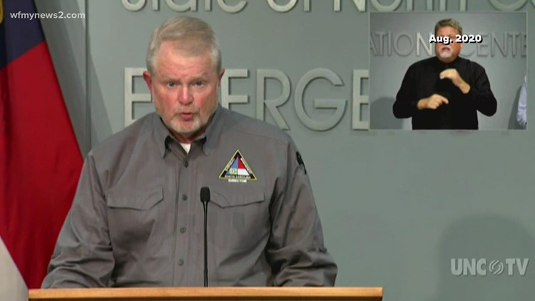 NC Emergency Management Director reflects on pandemic, years of service