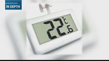 Do You Know What Your Fridge's Temperature Should Be?