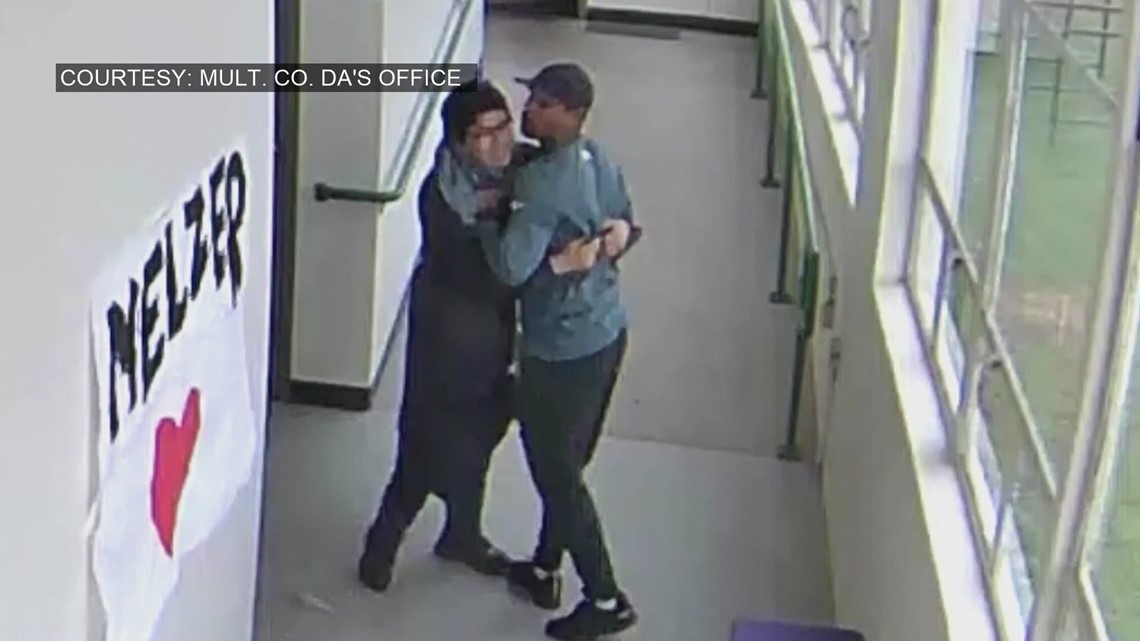 'I Felt Compassion For Him' Coach Embraces Student After Disarming Him in School Hallway