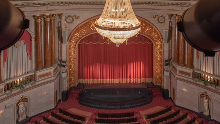 Classic movies return to The Carolina Theatre