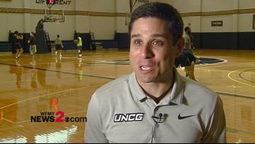 Interview With UNCG Basketball Head Coach Wes Miller