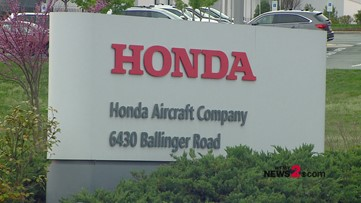 HondaJet to temporarily suspend production