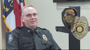 'It's the good, the bad, and the ugly' | Chief Wayne Scott reflects on time with the Greensboro Police Department, shares advice for incoming chief