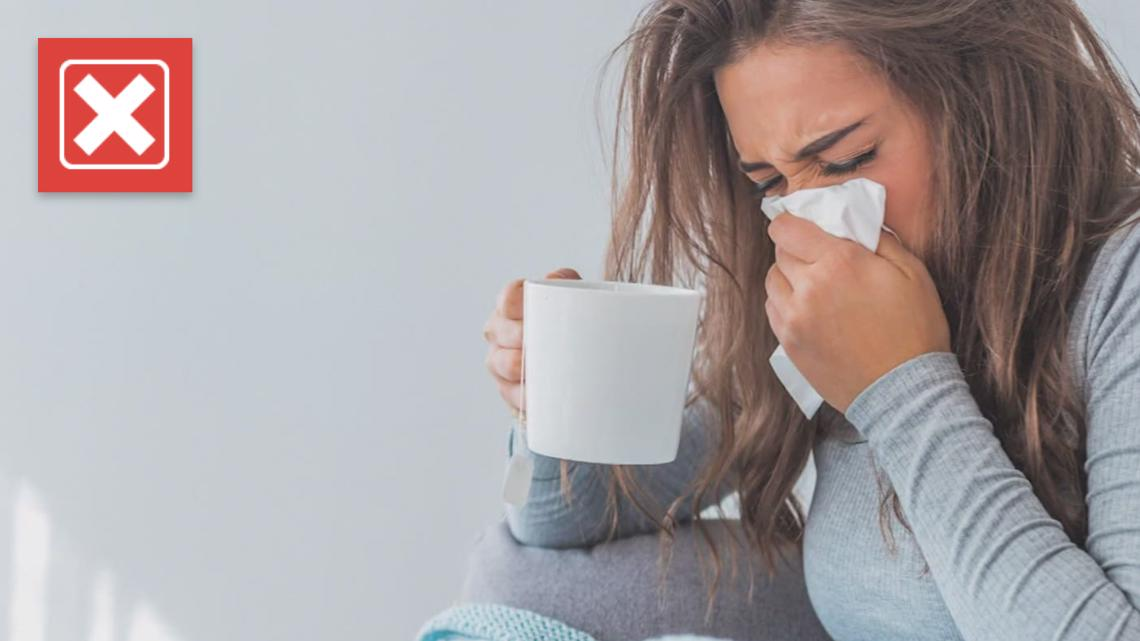 Cone Health expert on why common cold cases are rising across North Carolina