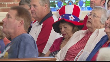 Greensboro Church Holds Patriot Day Memorial Service on 9/11