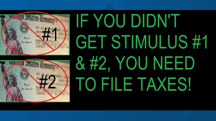This is your last chance to claim Stimulus #1 & Stimulus #2 payments