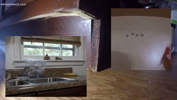 She paid $6,800 for bad cabinets, now she's getting money back thanks to Call for Action