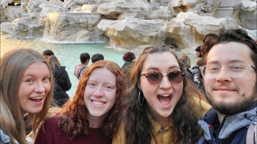 'Everyone was crying' | Elon University student devastated after study abroad program canceled because of coronavirus