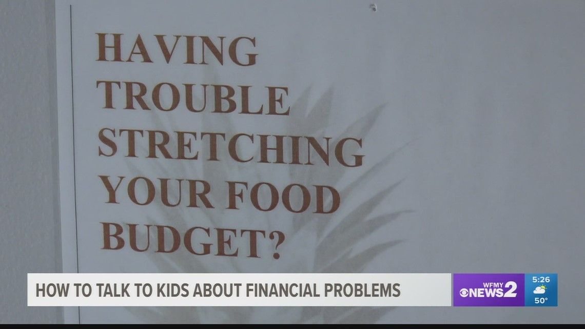 How To talk To Kids About Financial Problems